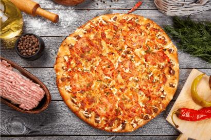 Почему домашняя пицца лучше