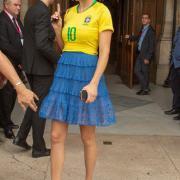 Модный провал: Адриана Лима растеряла весь вкус