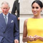 Принц Чарльз пообещал защищать Меган Маркл от нападок общественности