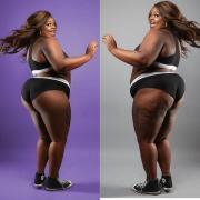 Телеведущая при весе 90 кг показала фото до и после фотошопа