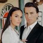 Алена Водонаева обвенчалась с мужем в Лас-Вегасе и показала свадебные фото
