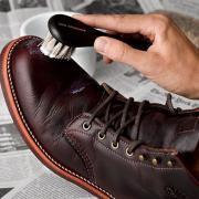 Уход за обувью из кожи