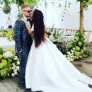 Счастливые молодожены: Бьянка показала свадебные снимки (ФОТО)