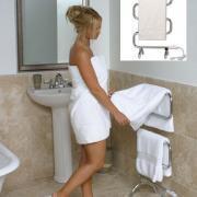 Как выбирать водяные полотенцесушители?