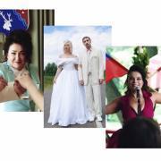 """В духе 90-х: Лолита и Наташа Королева снялись в клипе Димы Билана и Polina """"Пьяная любовь"""""""