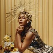 Бейонсе на обложке Vogue: о тяжелых родах и несовершенстве тела (ФОТО)