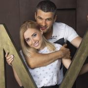 Тоня Матвиенко и Арсен Мирзоян впервые показали дочь