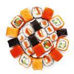 Быстрая доставка суши в Одессе