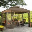 Гармония классики: оформление сада в классическом стиле