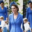 Герцоги Кембриджские Кейт и Уильям с детьми побывала на свадьбе подруги (ФОТО)