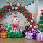 Как украсить праздник воздушными шарами?