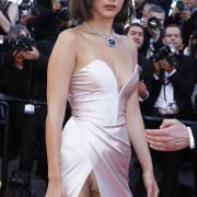 Пикантное платье сделало Талию Сторм звездой вечера