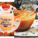 10 простых угощений для Хэллоуина