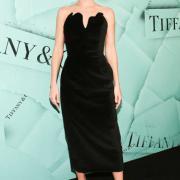 Темнкова затмила Ким Кардашьян на вечеринке Tiffany & Co.