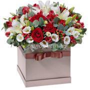 Выбор и заказ цветов с доставкой на день рождения