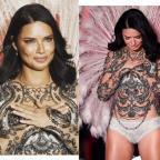 Трогательное прощание с брендом: роскошная Адриана Лима расплакалась во время шоу Victoria's Secret