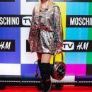 Бузова, Рудковская и другие на вечеринке Moschino[tv]H&M