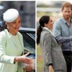 Мама Меган Маркл переедет к дочке и принцу Гарри в новую резиденцию