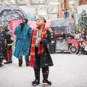 Настоящая сказка: в Сингапуре к Рождеству украсили аэропорт в стиле Гарри Поттера (ФОТО+ВИДЕО)