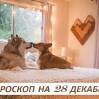 Гороскоп на 28 декабря: сердца, как цветы, — их нельзя открыть силой, они должны раскрыться сами