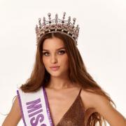 Мисс Мира 2018: представительница от Украины Леонила Гузь