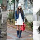 Резиновые сапоги: как выбрать и с чем носить?