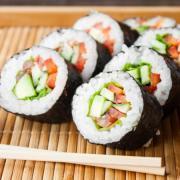 Чем полезны суши?