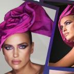 Ирина Шейк презентовала новую линейку Marc Jacobs Beauty (ФОТО)