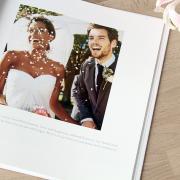 Преимущества свадебной фотокниги