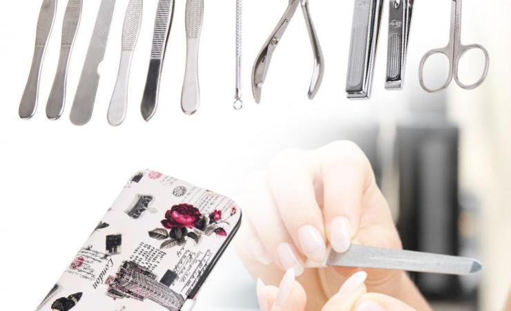 Что нужно для ухода за ногтями?