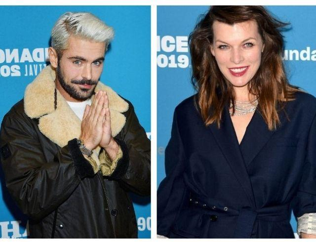 Стильные Зак Эфрон, Мила Йовович и другие на открытии Sundance Film Festival (ФОТО)
