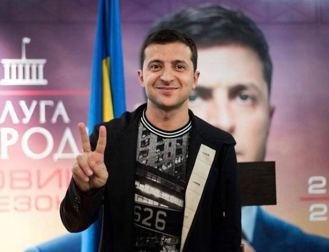 Это официально: Владимир Зеленский идет в президенты!