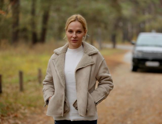 Удача любит смелых: актриса Даша Трегубова выполнила трюк вместо каскадера