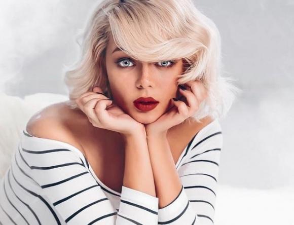 Певица GROSU стала героиней нежного фотосета (ФОТО)
