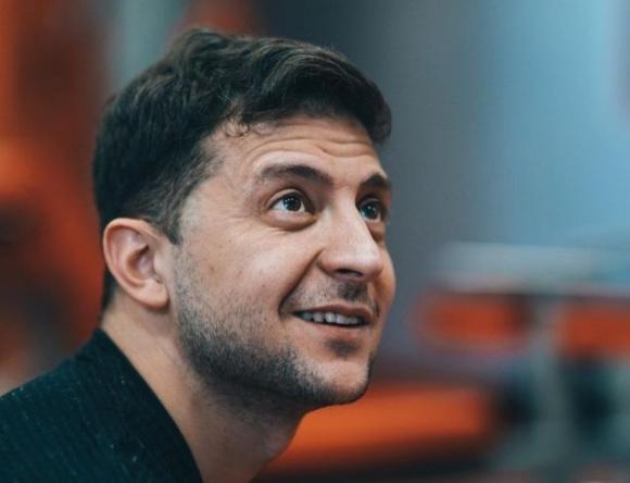 Владимир Зеленский отмечает 41-й день рождения