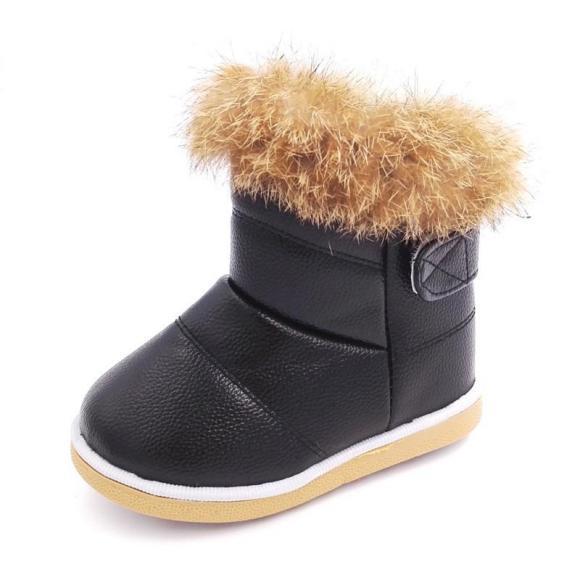 Как выбрать детскую зимнюю обувь?
