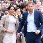 Меган Маркл и принц Гарри определились с детской для первенца