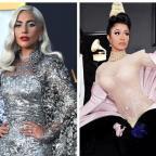 """Леди Гага защитила певицу Cardi B от критики за победу на """"Грэмми"""""""