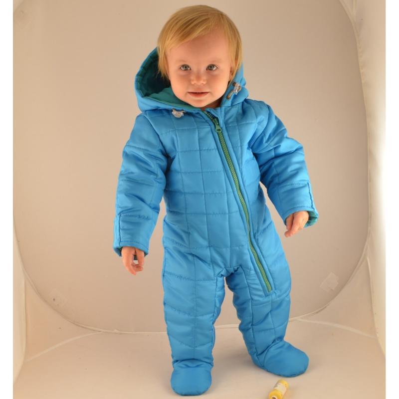 Демисезонный детский комбинезон - как выбрать самый теплый, качественный и удобный