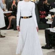 Модный завтрак в центре Нью-Йорка: Ralph Lauren весна-лето 2019
