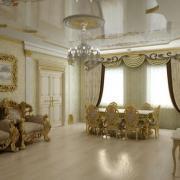 Гостиные в стиле Барокко