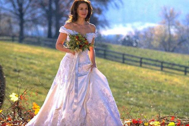 Волочкова показала свадебное платье