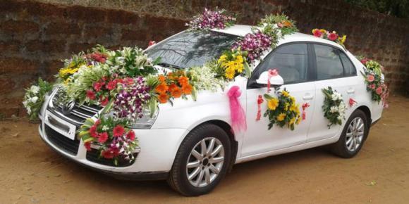 Как заказать автомобиль на свадьбу?