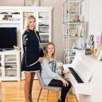 Анастасия Трегубова: «Детям приятно видеть маму счастливой»