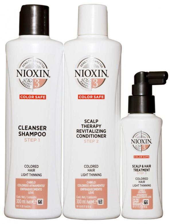 Cредства для волос Nioxin
