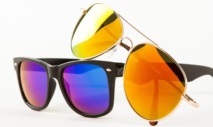 Какими должны быть солнцезащитные очки?