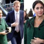 Меган Маркл и принц Гарри появились на праздновании Дня Содружества наций в Лондоне (ФОТО)