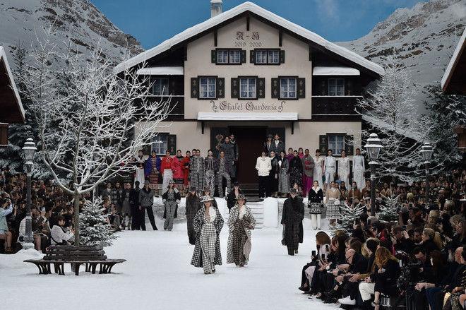 Без Кайзера: последняя коллекция Карла Лагерфельда для Chanel