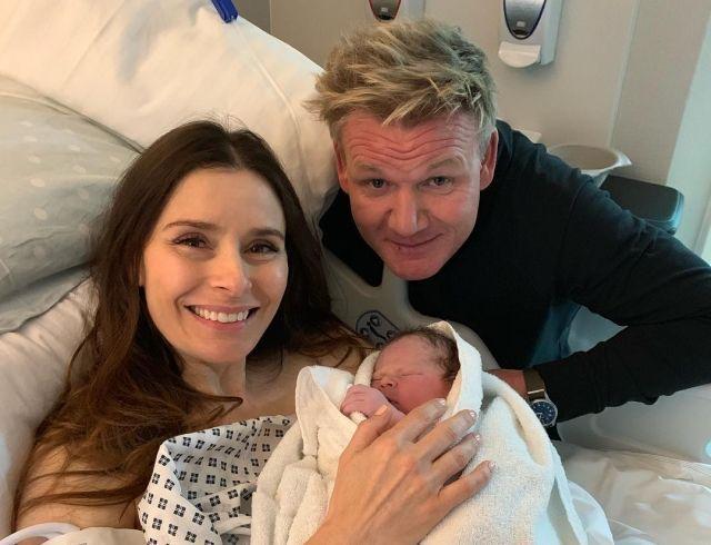 Шеф Гордон Рамзи в пятый раз стал отцом!