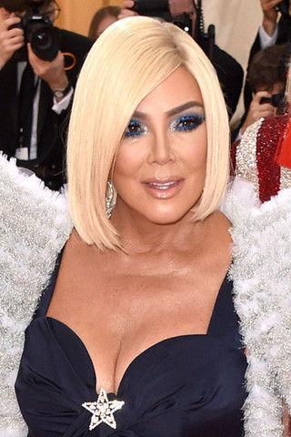 Мама Кардашьян пришла на Met Gala в образе Бузовой